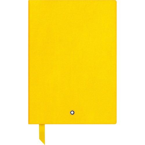 schreibkultur-montblanc-116519 - Notebook #146 Yellow_1841524