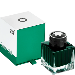 schreibkultur-montblanc-118124 - Ink Bottle, emerald green