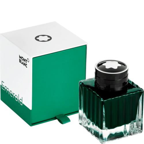 schreibkultur-montblanc-118124 - Ink Bottle, emerald green
