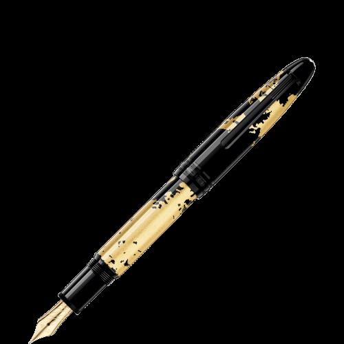 schreibkultur-montblanc-119700_füllhalter-flex-goldleaf-meisterstück-solitaire-calligraphy-ret01