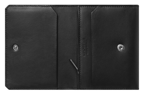 schreibkultur-montblanc-124102 - Business Card Holder with Flap and Coin Pocket_1837472