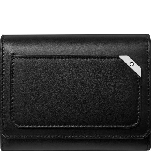 schreibkultur-montblanc-124102 - Business Card Holder with Flap and Coin Pocket_1903484
