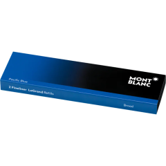 schreibkultur-montblanc-114835-2 legrand fineliner -refills-pacific blue