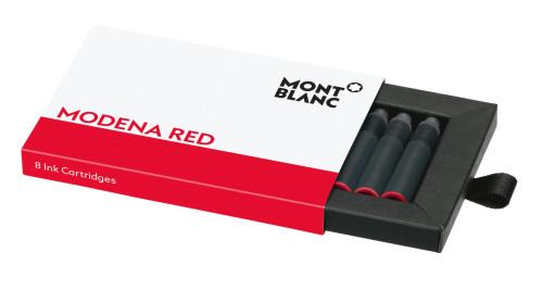 Montblanc Tintenpatronen rot