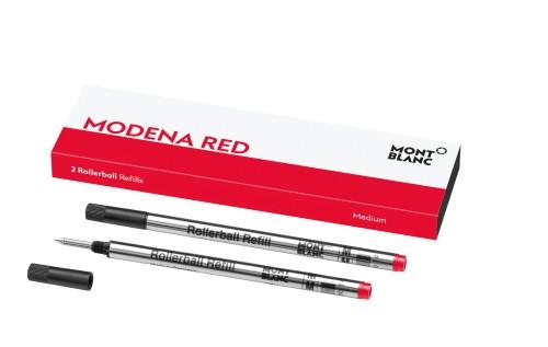 Montblance Rollerminen modena red 124517