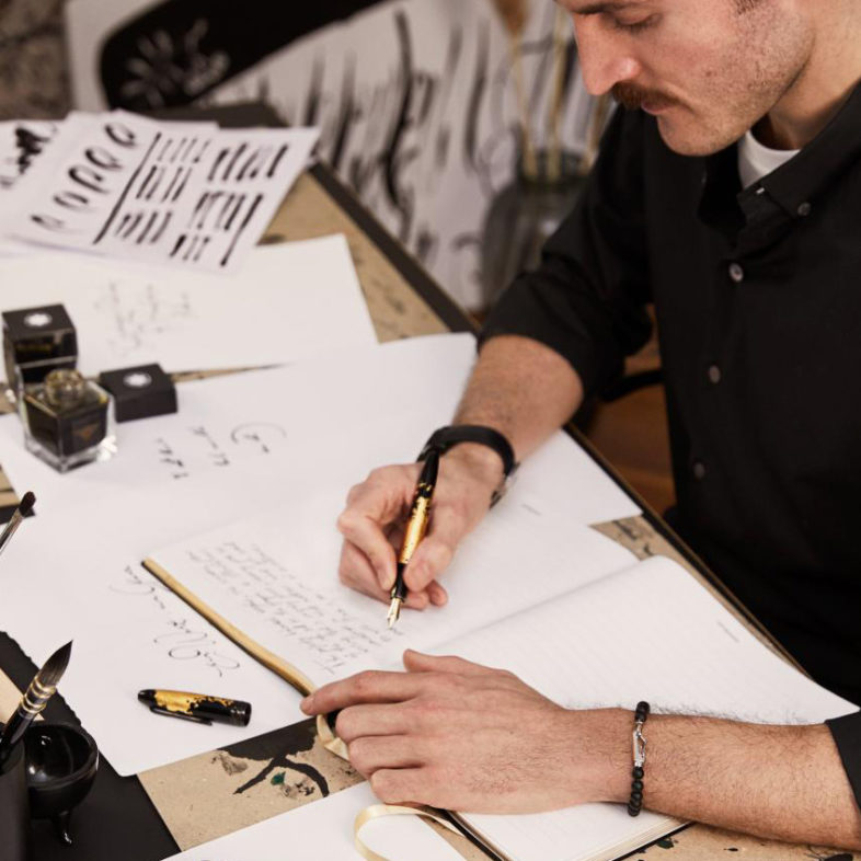 Montblanc Calligraphy