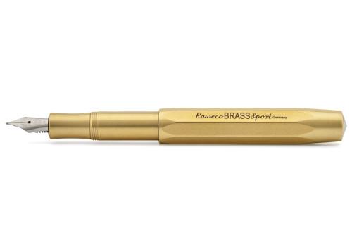 Kaweco Sport Brass Füllhalter