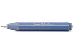 Kaweco AL Sport Taschenkugelschreiber stonewashed blau