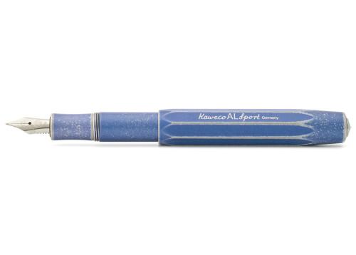 Kaweco Sport AL Füllhalter stonewashed blau