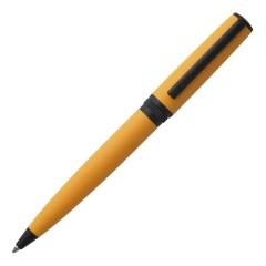 HUGO BOSS Gear Matrix Kugelschreiber yellow