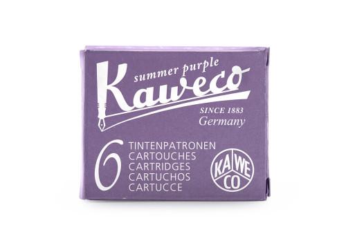 Kaweco Tintenpatronen violett