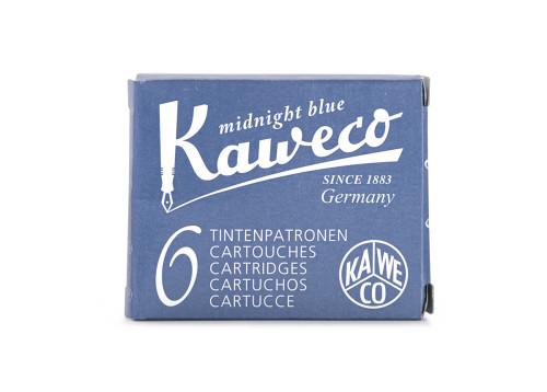 Kaweco Tintenpatronen blauschwarz