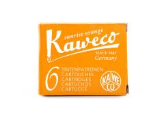 Kaweco Tintenpatronen orange
