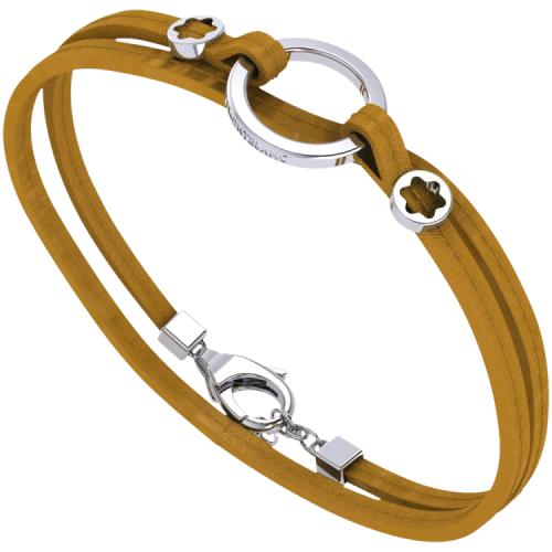 Montblanc Wrap Me Unisex Bracelet yellow