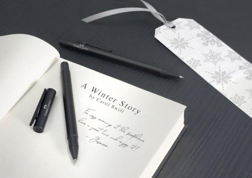 Faber-Castell Neo Slim black Visual 2