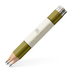 Graf von Faber-Castell perfekte Bleistifte olive