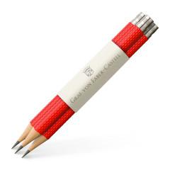 Graf von Faber-Castell perfekte Bleistifte india red