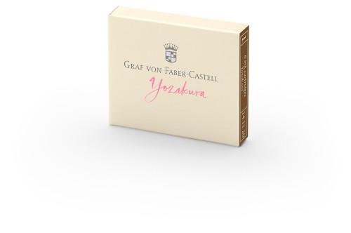 Graf von Faber-Castell Tintenpatronen yozakura