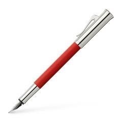 Graf von Faber-Castell Guilloche India Red Füllhalter