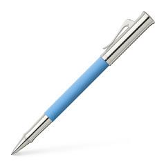 Graf von Faber-Castell Guilloche Gulf Blue Roller