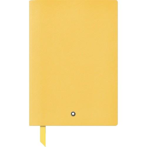 Montblanc Notebook 146 senfgelb