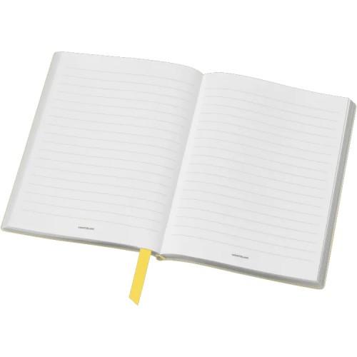 Montblanc Notebook 146 senfgelb offen