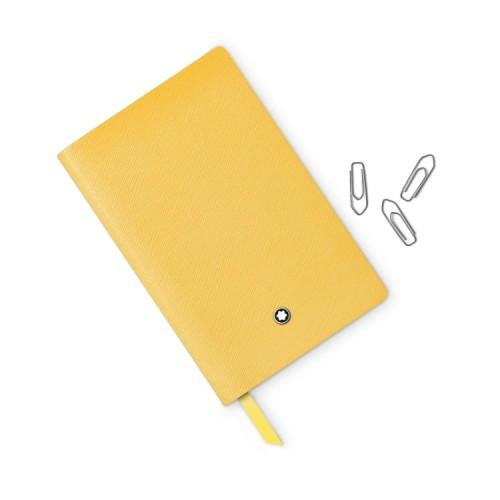 Montblanc Notebook 148 senfgelb