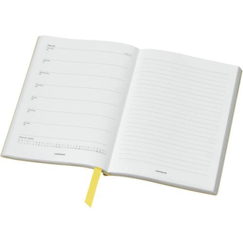 Wochenkalender Nr.146 18 Monate 20-21 gelb offen