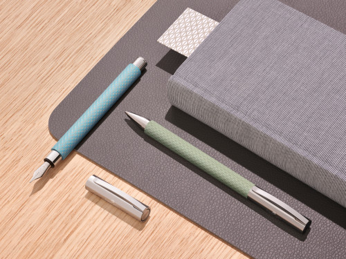 Faber-Castell Ambition OpArt SkyBlue MintGreen