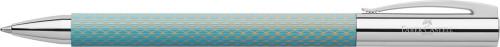 Faber-Castell Ambition OpArt SkyBlue Drehkugelschreiber