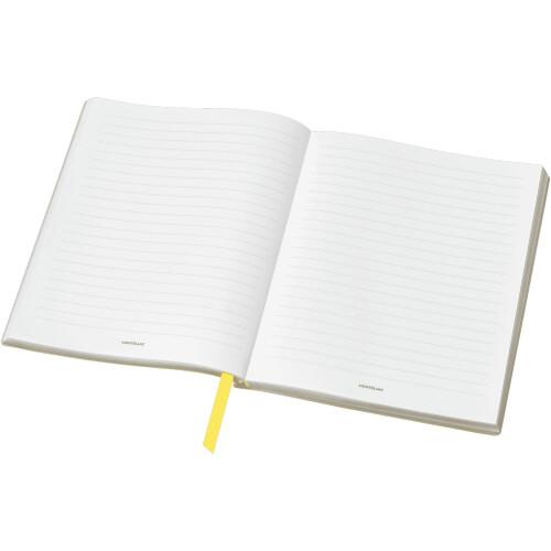 Sketchbook 149 yellow open