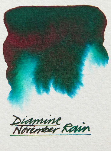 Diamine Tinte november rain