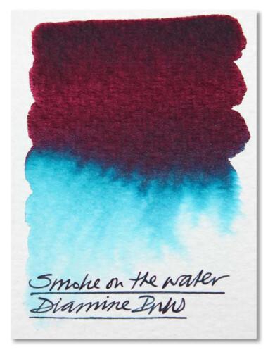 Diamine Tinte smoke on the water