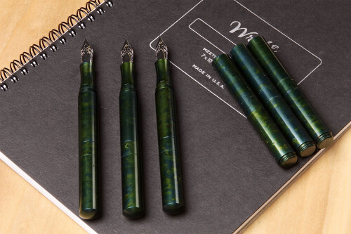 Schon pocket 6 fountain pen aurora