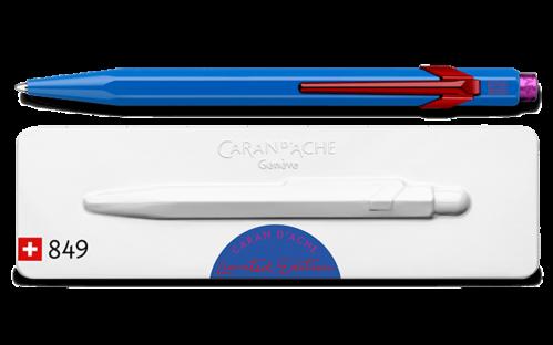 CdA Claim Your Style Kugelschreiber kobaltblau