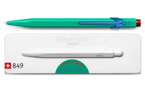 CdA Claim Your Style Kugelschreiber veronesegruen