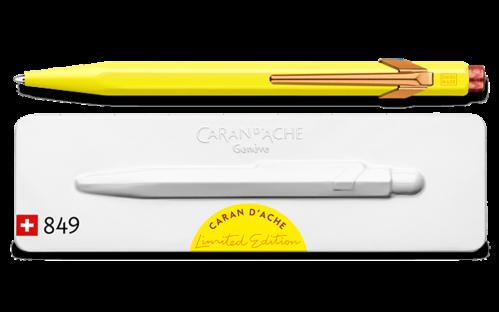 CdA Claim Your Style Kugelschreiber kanariengelb