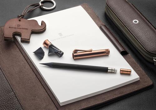Graf von Faber-Castell Perfekter Bleistift Brown Edition