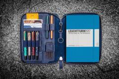 Multifunktionsmappe A5 navy blue