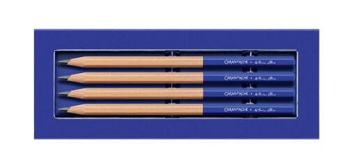 Caran d'Ache KleinBlue Bleistift-Set
