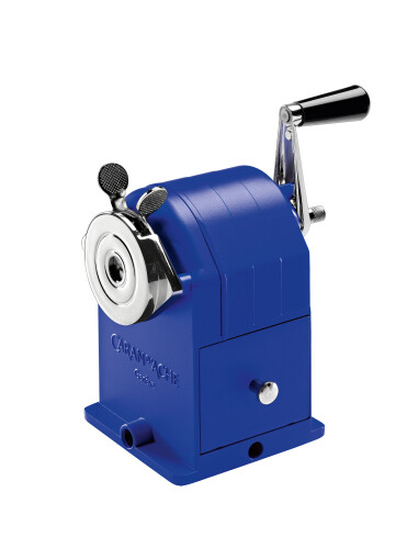 Caran d'Ache KleinBlue Metall-Spitzmaschine