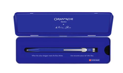 Caran d'Ache KleinBlue 849er Kugelschreiber