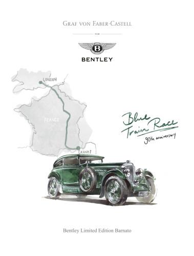GvFC Bentley LE Barnato Porträt