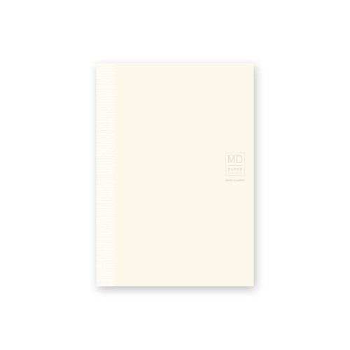 MD Paper Notizbuch A6 front