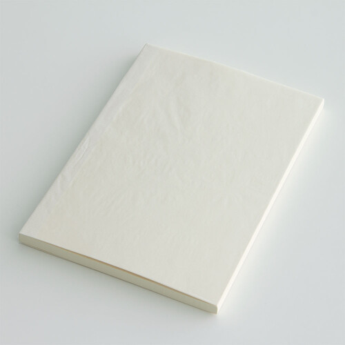 MD Paper Notizbuch A5 Paraffin Front