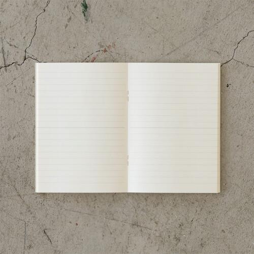 MD Paper Notebook A6 3er Set liniert