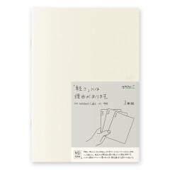 MD Notebook Light 3er Set A5 liniert