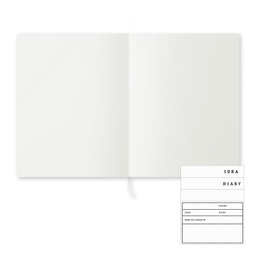 MD Notebook Cotton F0