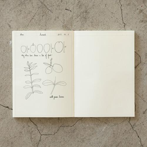 MD Paper Notizbuch A5 Journal Frame