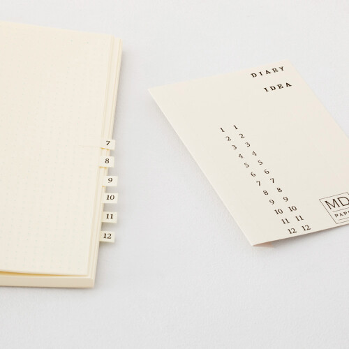 MD Paper Notizbuch A5 Journal dotgrid